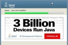 124412_Java-Setup - Fortschritt